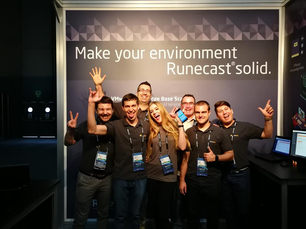 Runecast Team Barcelona